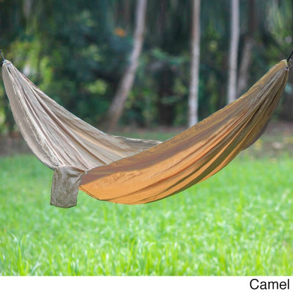 sport force 2person portable parachute nylon hammock free shipping on orders over 45