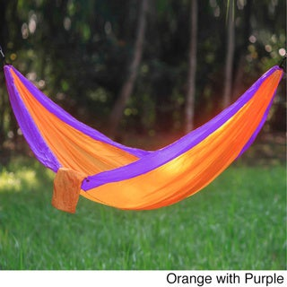 Sport Force 2-person Portable Parachute Nylon Hammock