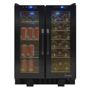 Vinotemp VT-36 TS Touch Screen Wine and Beverage Cooler