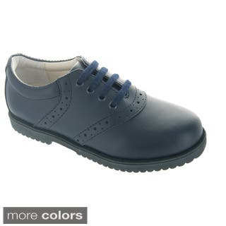 Leather Saddle Shoes|https://ak1.ostkcdn.com/images/products/10146529/P17276441.jpg?impolicy=medium