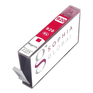Sophia Global Compatible Ink Cartridge Replacement for HP 920XL (1 Magenta)