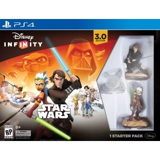 PS4 - Disney Infinity 3.0 Edition Starter Pack
