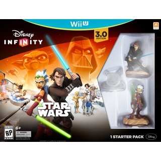Wii U - Disney Infinity 3.0 Edition Starter Pack