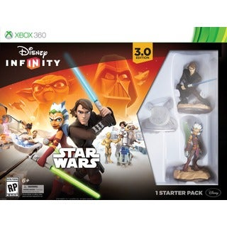 Xbox 360 - Disney Infinity 3.0 Edition Starter Pack