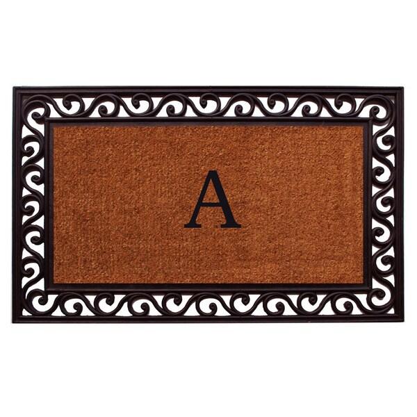 Rembrandt Monogram Doormat