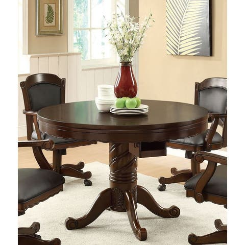 Coaster Company Turk Tobacco Game Table