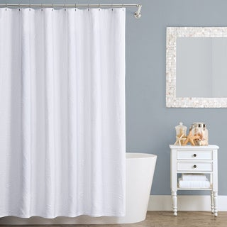 Lamont Home Seaspray Collection - Cotton Shower Curtain