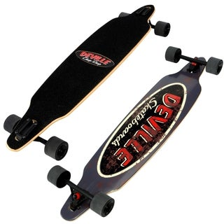 "Deville Rat Rod - 42"" Drop Through Longboard"