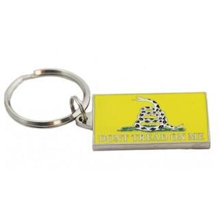 Don't Tread On Me Key Ring