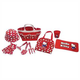 Hello Kitty Childs 9-piece Gardening Tool Set