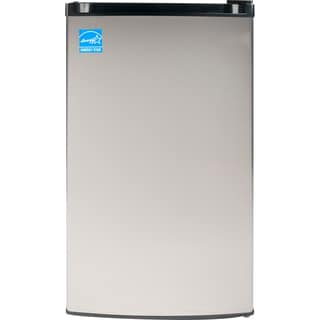 Equator-Midea 3 Cu. Ft. Upright Stainless Steel Freezer