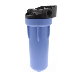 Pentek 150550 3G Blue Filtration Housing with Integration Bracket