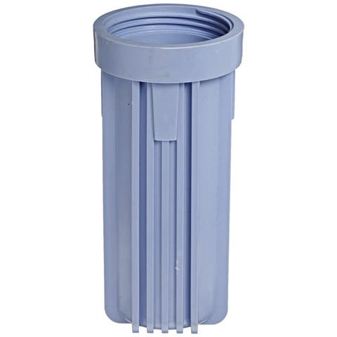 # 10 Standard Blue Sump for 10-inch Water Filters