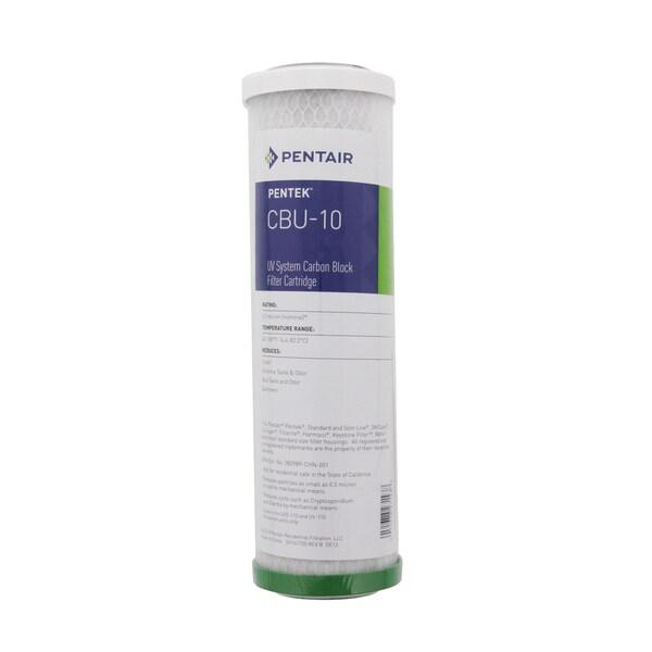 Pentek CBU-10 UltraViolet Water Filters
