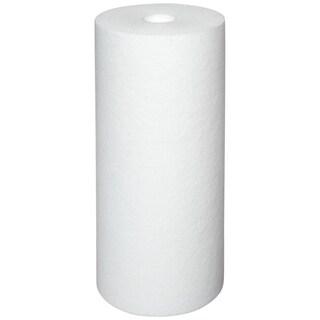 Pentek DGD-5005 Dual Gradient Sediment Water Filters (10-inch x 4.5-inch)
