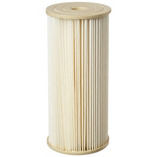 Pentek ECP1-BB Pleated Sediment Water Filters (9.75-inch x 4.5-inch)