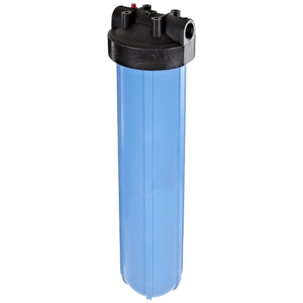 Shop 20 Bb 1 Inch Whole House Water Filter System Free