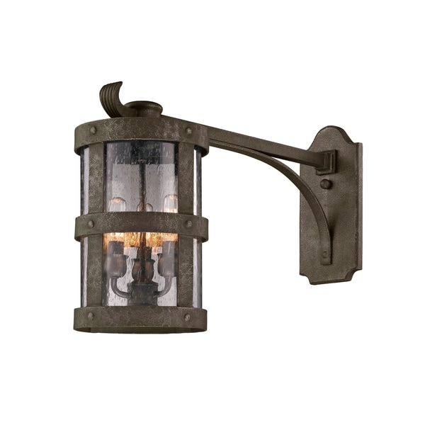 Troy Lighting Barbosa 3-light Extended Wall Sconce