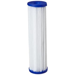 Pentek R30 Pleated Polyester Water Filters (9.75-inch x 2.63-inch)