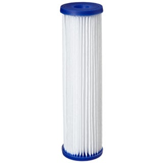 Pentek R50 Pleated Polyester Water Filters (9.75-inch x 2.63-inch)