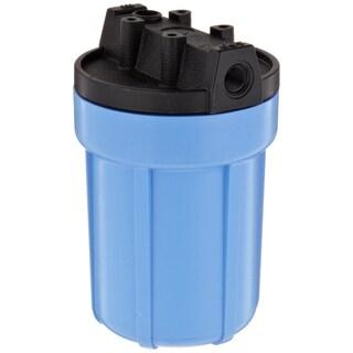 Pentek 158138 0.25-inch #5 Blue/ Black Water Filter Housing
