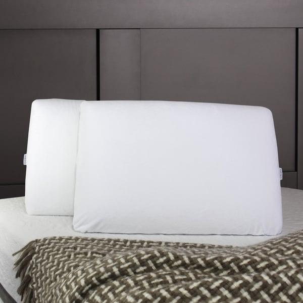 HoMedics Classic Memory Foam Pillow (Set of 2)