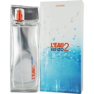 Kenzo L'eau 2 Kenzo Men's 3.4-ounce Eau de Toilette Spray