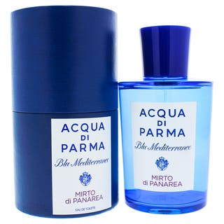 Acqua Di Parma Blue Mediterraneo Men's 5-ounce Mirto Di Panarea Eau de Toilette Spray|https://ak1.ostkcdn.com/images/products/10148932/P17278477.jpg?impolicy=medium