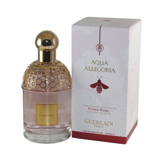 Guerlain Aqua Allegoria Flora Rosa Women's 3.4-ounce Eau de Toilette Spray