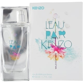 Kenzo Leau Par Kenzo Wild Edition Women's 1.7-ounce Eau de Toilette Spray (Limited Edition)