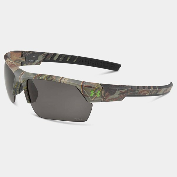 Under Armour Igniter 2.0 Realtree Grey Storm Polarized Sunglasses
