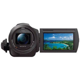 Sony FDR-AX33 4K Ultra HD Handycam Camcorder https://ak1.ostkcdn.com/images/products/10149074/P17278687.jpg?impolicy=medium