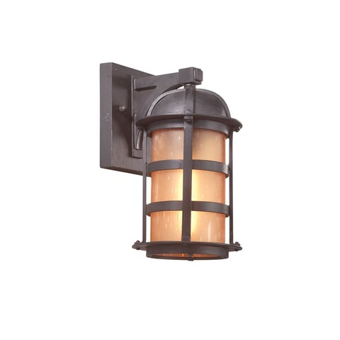 Troy Lighting Aspen 1-light 11 inch Wall Lantern