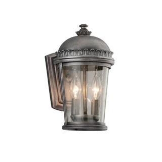 Troy Lighting Ambassador 2-light Small Wall Lantern