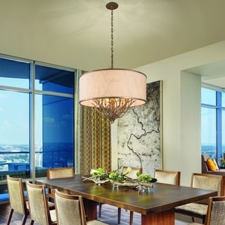 Troy Lighting Whitman 8-light Pendant