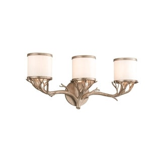 Troy Lighting Whitman Bath 3-light Wall Vanity