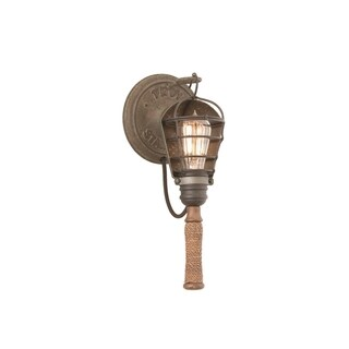 Troy Lighting Yardhouse 1-light Wall Sconce