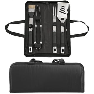 KitchenWorthy Gourmet BBQ Tool 5-piece Set