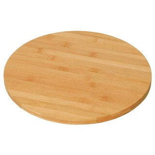 KitchenWorthy Bamboo Lazy Susan