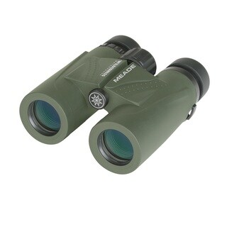 Meade 125023 Wilderness Binoculars 10x32 Green