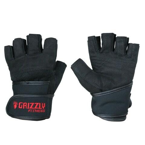Power Training Wrist Wrap Gloves