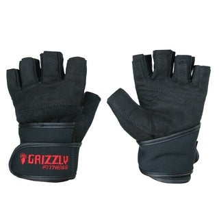 Power Training Wrist Wrap Gloves