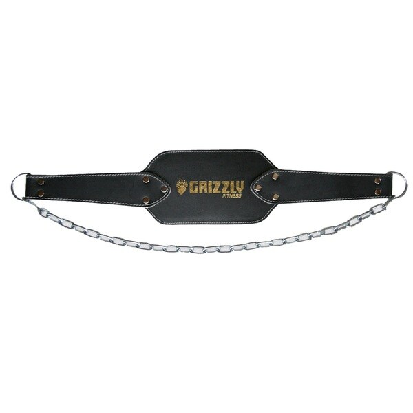 Grizzly Leather Dipping Belt