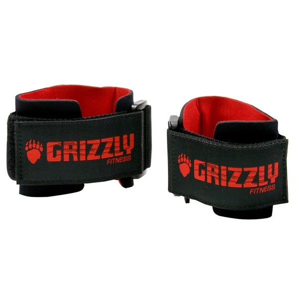 Grizzly Power Training Wrist Wraps Gloves