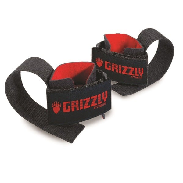 Grizzly Deluxe Cotton Lifting Straps