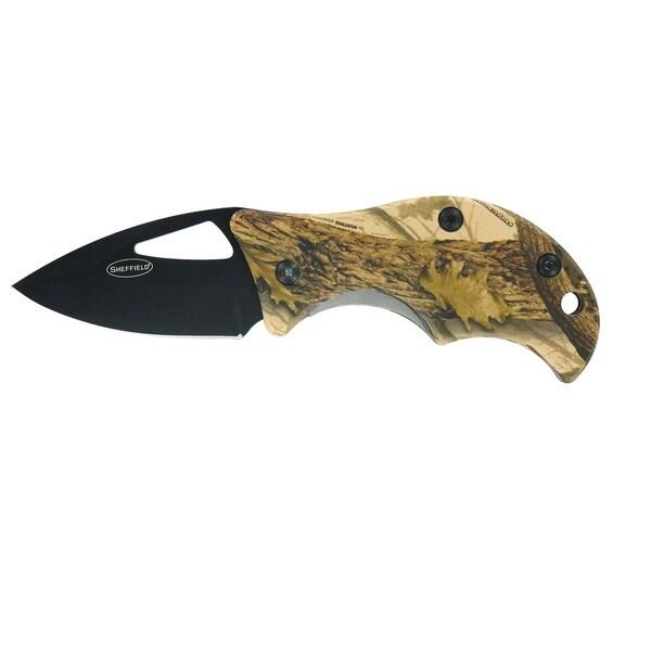 Black Moon Folding Pocket Knife