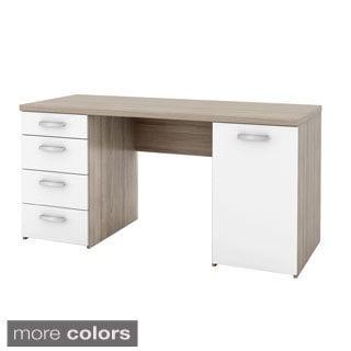 Whitman Plus 4-drawer Desk