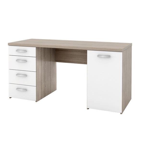 Whitman Plus 4 Drawer Desk Free Shipping Today
