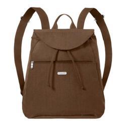 Women's baggallini CIN775 Cinch Backpack Mocha