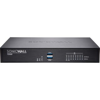 SonicWall TZ500 High Availability Network Security/Firewall Appliance - Thumbnail 0